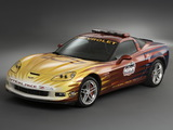 Corvette Z06 Daytona 500 Pace Car (C6) 2006 wallpapers