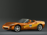 Corvette Convertible Indy 500 Pace Car (C6) 2007 wallpapers