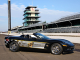 Corvette Convertible 30th Anniversary Indy 500 Pace Car (C6) 2008 photos