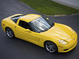 Lingenfelter Corvette C6 670 HP Supercharged LS3 2008 pictures