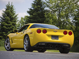 Lingenfelter Corvette C6 670 HP Supercharged LS3 2008 wallpapers