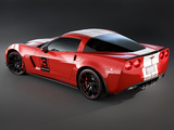 Corvette Z06 Ron Fellows Hall of Fame Tribute Concept (C6) 2011 pictures
