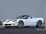 Corvette 427 Convertible Collector Edition (C6) 2012 wallpapers