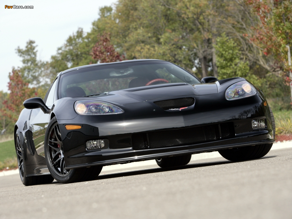 Corvette C6 wallpapers (1024 x 768)