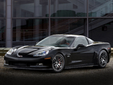 Images of Jay Lenos Corvette C6RS E85 2007