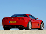 Images of Corvette Z06 EU-spec (C6) 2006–08