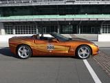 Images of Corvette Convertible Indy 500 Pace Car (C6) 2007