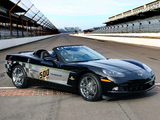 Images of Corvette Convertible 30th Anniversary Indy 500 Pace Car (C6) 2008