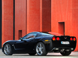 Images of Corvette Coupe Competition Edition (C6) 2008