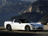 Photos of Corvette Coupe (C6) 2008–13