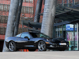 Photos of Corvette Coupe Competition Edition (C6) 2008
