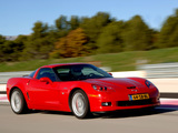 Pictures of Corvette Z06 EU-spec (C6) 2006–08