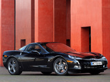 Pictures of Corvette Coupe Competition Edition (C6) 2008