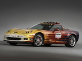 Corvette Z06 Daytona 500 Pace Car (C6) 2006 wallpapers