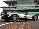 Corvette Convertible 30th Anniversary Indy 500 Pace Car (C6) 2008 wallpapers