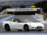 Corvette Coupe (C6) 2008–13 wallpapers