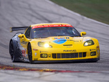 Corvette C6.R GT2 2010 wallpapers
