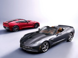 Corvette C7 2013 wallpapers