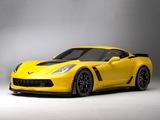 Corvette Stingray Z06 (C7) 2014 photos