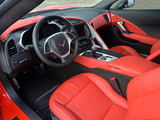 Hennessey Corvette Stingray HPE700 Twin Turbo (C7) 2014 pictures