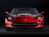 Images of Corvette Stingray Convertible (C7) 2013