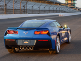 Pictures of Corvette Stingray Indy 500 Pace Car (C7) 2013