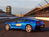 Corvette Stingray Indy 500 Pace Car (C7) 2013 wallpapers