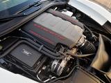 Hennessey Corvette Stingray HPE500 (C7) 2013 wallpapers