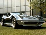 Corvette Manta Ray Concept Car 1969 wallpapers