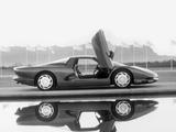 Corvette CERV III 1990 pictures