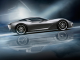 Corvette Stingray Concept 2009 pictures