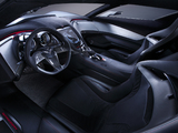 Corvette Stingray Concept 2009 wallpapers