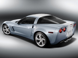 Photos of Corvette Grand Sport Carlisle Blue Concept (C6) 2011