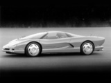 Pictures of Corvette Indy Concept 1986