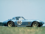 Corvette Grand Sport Coupe 1963 pictures