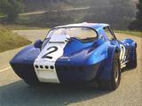 Corvette Grand Sport Coupe 1963 wallpapers