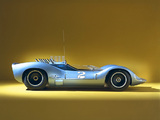 Corvette Grand Sport II Concept 1963 wallpapers
