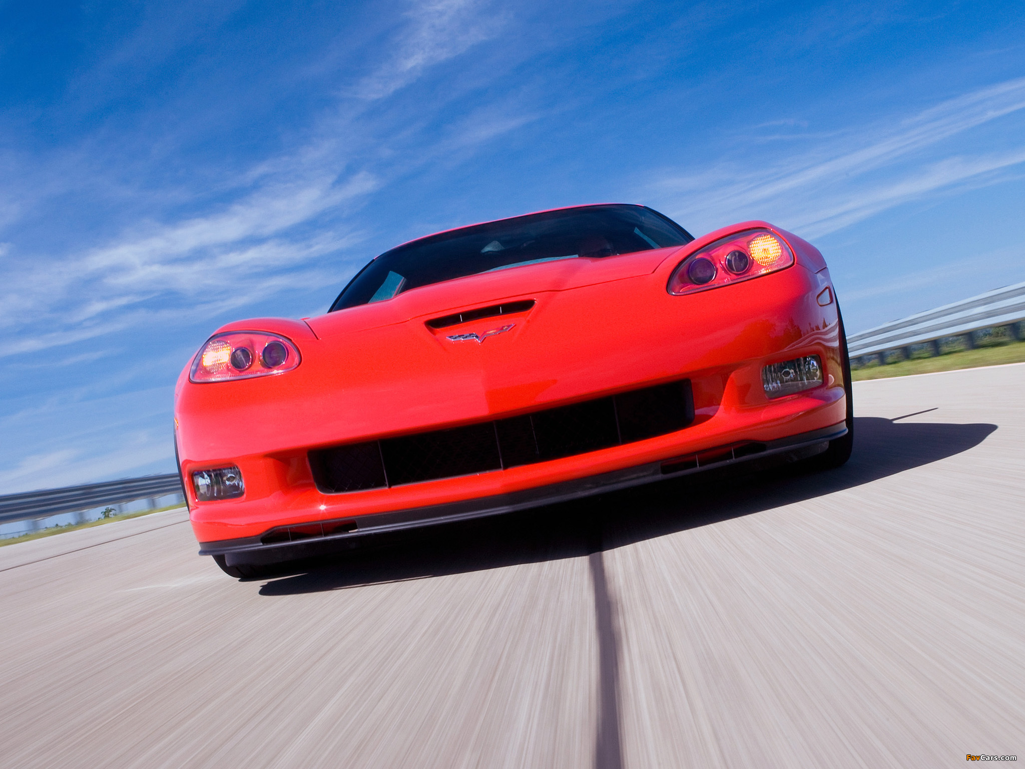 Corvette Grand Sport (C6) 2009 images (2048 x 1536)