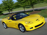 Corvette Grand Sport Convertible (C6) 2009 images