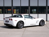 Geiger Corvette Grand Sport (C6) 2010 wallpapers