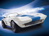 Corvette Grand Sport Roadster 1963 wallpapers