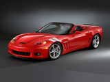 Corvette Grand Sport Convertible (C6) 2009 images