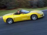 Corvette Grand Sport Convertible (C6) 2009 pictures