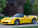 Corvette Grand Sport Convertible (C6) 2009 wallpapers