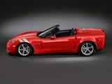 Photos of Corvette Grand Sport Convertible (C6) 2009