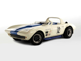 Pictures of Corvette Grand Sport Roadster 1963