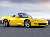Pictures of Corvette Grand Sport Convertible (C6) 2009