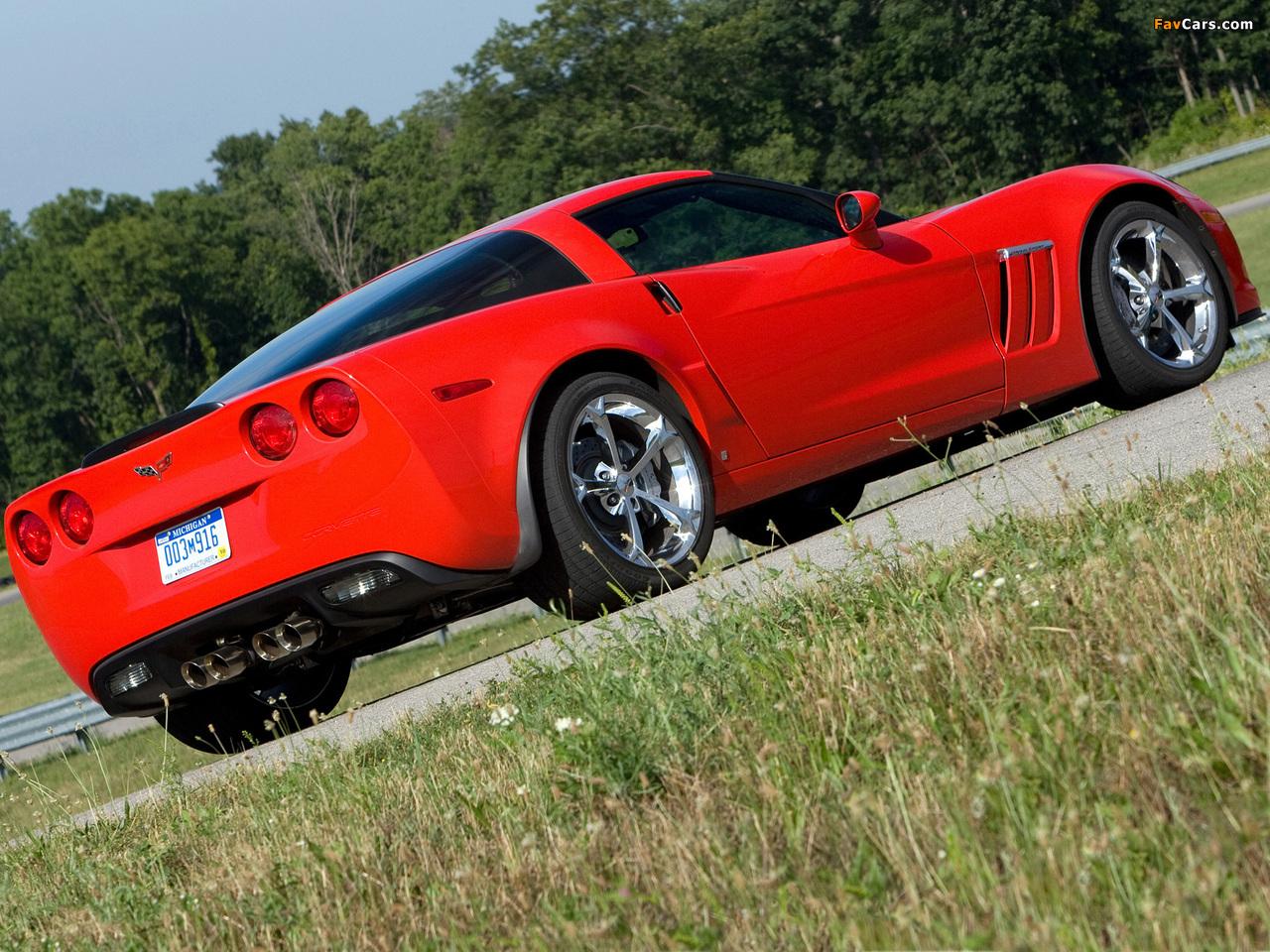 Pictures of Corvette Grand Sport (C6) 2009 (1280 x 960)