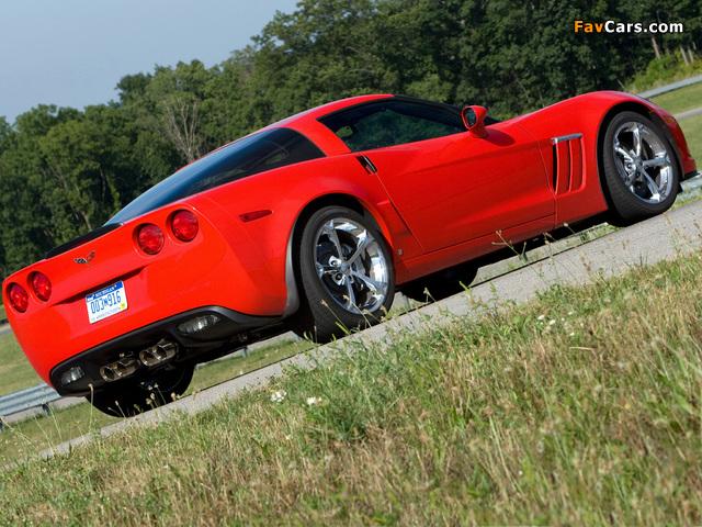 Pictures of Corvette Grand Sport (C6) 2009 (640 x 480)