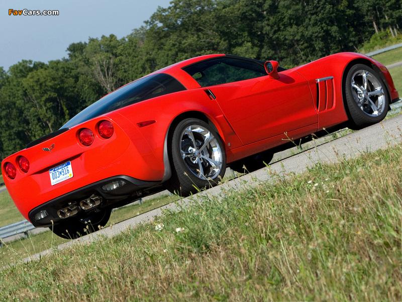 Pictures of Corvette Grand Sport (C6) 2009 (800 x 600)